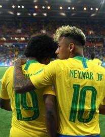 """Brazil 1-1 Thụy Sĩ: Neymar """"tắt ngấm"""", nước Nga đang thật sự có lời nguyền cho kẻ mạnh?"""