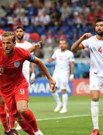 """Tunisia 1-2 Anh: Harry Kane """"lên thần"""", giải cứu Tam sư khỏi màn phung phí vô tội vạ"""