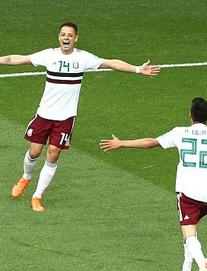 """Mexico đánh bại Hàn Quốc bằng 2 cú đòn chí mạng, đẩy Đức vào thế """"tim đập chân run"""""""