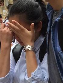 Vụ điểm thi cao bất thường: Phụ huynh bất bình, thí sinh bật khóc