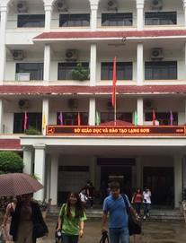 Lộ 2 thí sinh đạt điểm xét tuyển đại học cao bất thường ở Lạng Sơn