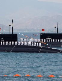 Việt Nam bất ngờ chiếm ngôi số 1 Đông Nam Á về sức mạnh và quy mô hạm đội tàu ngầm