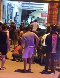 NÓNG: Công an đang truy bắt đối tượng đi ô tô cướp tiệm vàng tại TP Sơn La