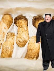 """Món quà ông Kim tặng TT Moon: """"Tinh hoa"""" đất trời Triều Tiên, trị giá không dưới 1 triệu USD"""