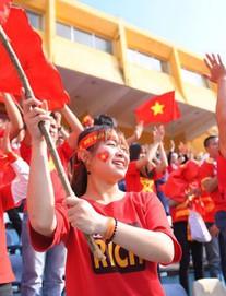 Trực tiếp: Cả Việt Nam bùng nổ cùng thầy trò HLV Park Hang-seo