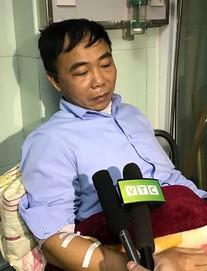 """Phó trưởng CA xã thoát nạn vụ 8 người tử vong: """"Khi tỉnh dậy tôi cứ ngỡ mình chết rồi"""""""