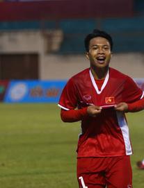 U19 Việt Nam 2-1 U19 Myanmar: Tiểu Công Phượng tỏa sáng