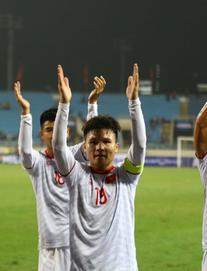 """Cập nhật vòng loại U23 châu Á 2020: Một đối thủ của U23 Việt Nam chính thức """"buông súng"""""""