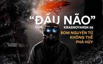 Giải mật căn cứ ngầm của Liên Xô: Chứa sức mạnh hủy diệt, bom nguyên tử không thể công phá