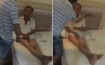 Phó hiệu trưởng trường tiểu học cưỡng bức nữ sinh, gia đình nạn nhân đến khách sạn bắt tại trận