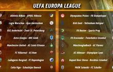 Pogba đối đầu anh trai ở vòng 1/16 Europa League