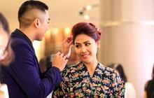 Hoa hậu biển Nguyễn Thị Loan hẹn hò sao bóng rổ?