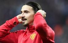 """Đang nương nhờ Man United, Ibrahimovic vẫn ngầm liên lạc với """"đại gia"""" thành Madrid"""