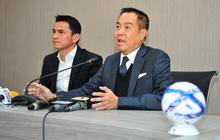 LĐBĐ Thái Lan chọn được HLV thay Kiatisak