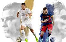 Tiết lộ: Cầu Messi không được, Real mới ngó ngàng đến Ronaldo