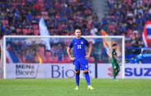 """Thái Lan chính thức mất """"hòn đá tảng"""" mang dòng máu Đức đến hết AFF Cup 2018"""
