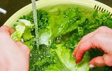 3 sự thật về việc ngâm rau bằng nước muối: Không chỉ có hại, nếu lạm dụng còn nguy hiểm