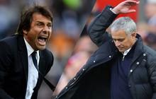 M.U gặp lại Chelsea, Mourinho hứa sẽ 'ngoan' khi đối đầu Conte