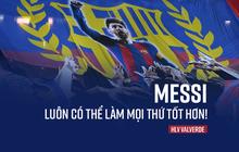 Messi giỏi hơn Ronaldo: Sự vĩ đại không cần phải kêu gào