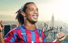 Ronaldinho treo giày giải nghệ: Vị pháp sư cuối cùng của thế giới bóng đá