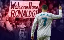 """Ronaldo lại nhớ Man United: Còn ai tin """"cậu bé chăn cừu"""" CR7?"""