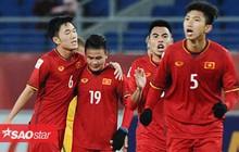 """Lập kỳ tích vào tứ kết U23 châu Á, thầy trò Park Hang Seo nhận """"mưa"""" tiền thưởng"""