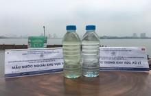 Hồ Tây đạt chuẩn kỹ thuật quốc gia về chất lượng nước sau thử nghiệm công nghệ Nhật Bản