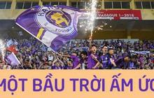 Fan Việt tranh cãi nảy lửa chuyện sân Hàng Đẫy bị 'treo' vì CĐV Hải Phòng đốt pháo sáng