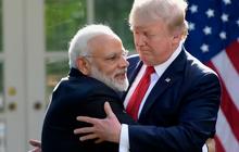 """Chỉ bằng một câu nói, ông Trump khiến thủ tướng Ấn Độ """"sốc tột độ"""""""