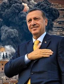 """""""Đu dây"""" cực khéo giữa các """"ông lớn"""", nước này đang vớ bẫm ở chảo lửa Trung Đông"""