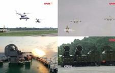 Ấn tượng quân sự Việt Nam tuần qua: Vũ khí hiện đại ra quân bắn đạn thật
