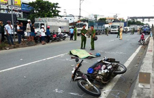 TP.HCM: Trích xuất camera truy tìm tài xế ô tô cán chết nữ sinh viên đại học