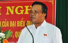 Phó bí thư Bình Định bị kiểm điểm trách nhiệm