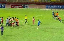 VFF ra án phạt khó hiểu về vụ ẩu đả gây chấn động của bóng đá nữ Việt Nam