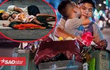 'Cậu bé hôn mẹ trên chiếc xe chở đầy ve chai' gây bão mạng: Thằng Thịnh không nhà, hàng đêm theo mẹ ngủ lề đường nhưng vẫn nuôi giấc mơ con chữ