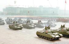 Ngạc nhiên trước hình ảnh Quân đội Trung Quốc cách đây hơn 3 thập kỷ