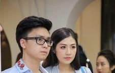 Chồng chưa cưới của Á hậu Tú Anh lên tiếng vụ mời Văn Mai Hương tới dự đám cưới