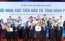 1 tỷ USD được cam kết rót vào Bình Phước