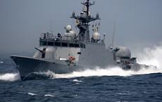 Tàu tên lửa tấn công nhanh mạnh nhất Đông Bắc Á có hơn Molniya?