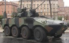 Khám phá sức mạnh xe chiến đấu bộ binh hàng đầu thế giới của Italy