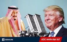 Những mưu tính riêng đằng sau 350 tỷ USD ông Trump kiếm được cho Mỹ từ Ả rập Xê-út