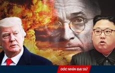 Liệu ông Trump hay ông Kim Jong Un sẽ là Truman thứ 2, dội bom nguyên tử vào đối phương?