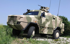 Xe thiết giáp đa năng hàng đầu thế giới của Quân đội Đức