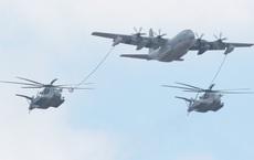 """Chiếc máy bay tiếp dầu có khả năng tấn công mặt đất """"độc nhất vô nhị"""" của Quân đội Mỹ"""