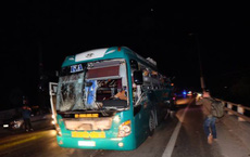Khởi tố vụ án nổ xe khách làm 2 người chết ở Bắc Ninh