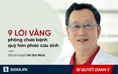 """Lời """"vàng"""" của giáo sư tim mạch: Muốn tránh cái chết quá sớm thì hãy làm ngay việc này!"""