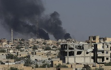 Cán cân lực lượng quốc tế ở Syria sau khi Raqqa giải phóng