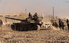 Không quân Nga dội lửa, quân đội Syria tấn công lớn vào sào huyệt Idlib