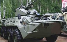 """BTR-88 - Bản nâng cấp theo """"phong cách Armata"""" của dòng xe thiết giáp chở quân huyền thoại"""