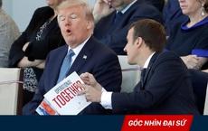 """Ông Trump muốn đẩy châu Âu vào cuộc ganh đua giành sự """"sủng ái"""" của nước Mỹ"""